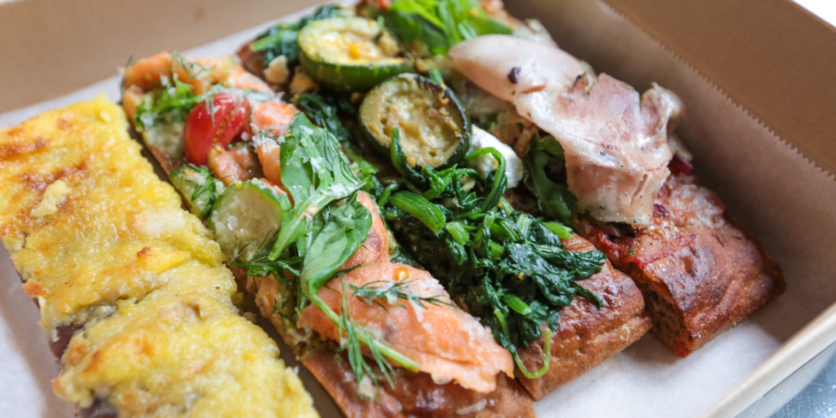 SONOBON  HEALTHY PIZZA